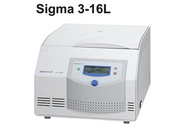 Sigma3-16L/3-16KL离心机