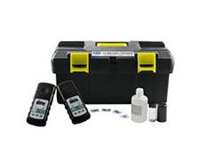便携式余氯·二氧化氯五参数快速测定仪