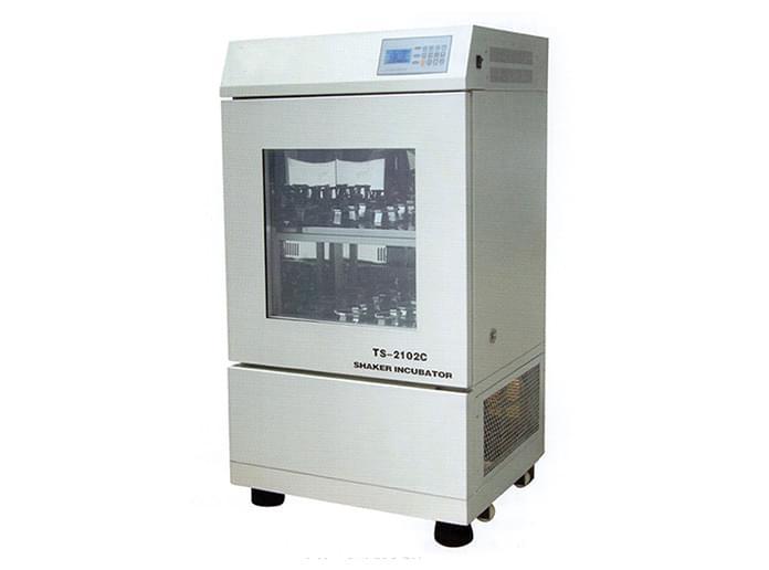 TS-2102C/1102C小型立式恒温摇床