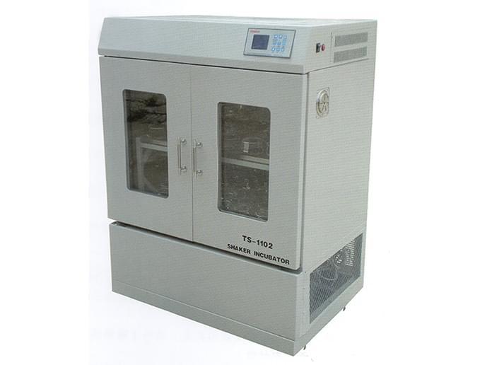 TS-1102/2102大容量立式双层恒温摇床