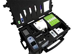 便携式水质综合检测箱