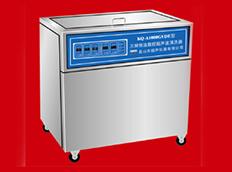 三频恒温数控超声波清洗器