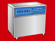 单槽式双频恒温数控超声波清洗器
