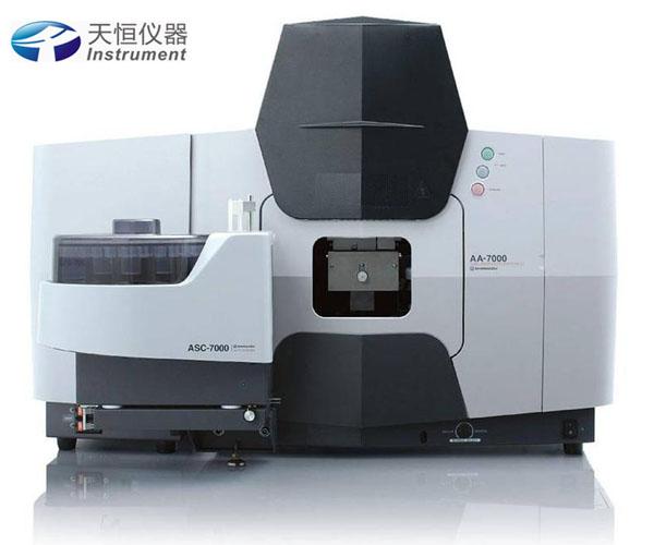 日本岛津AA-7000 原子吸收分光光度计-